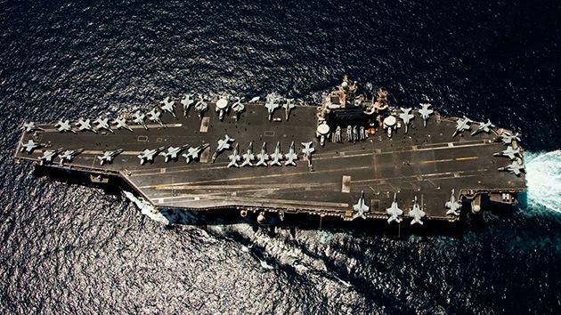 Irán acusa a la Armada de EE.UU. de actos ilegales en el Golfo