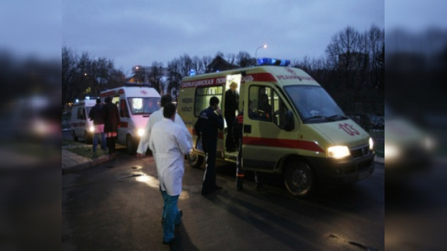 Las ambulancias de Perm tardaron 7 minutos en llegar al lugar del incendio