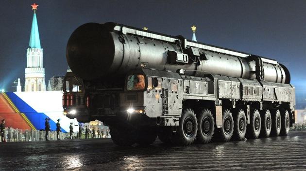 """Rusia usaría armas nucleares para defender su territorio e intereses"""