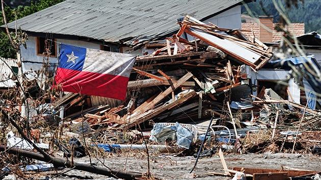 Muchos terremotos dejan una huella irreparable en la corteza terrestre