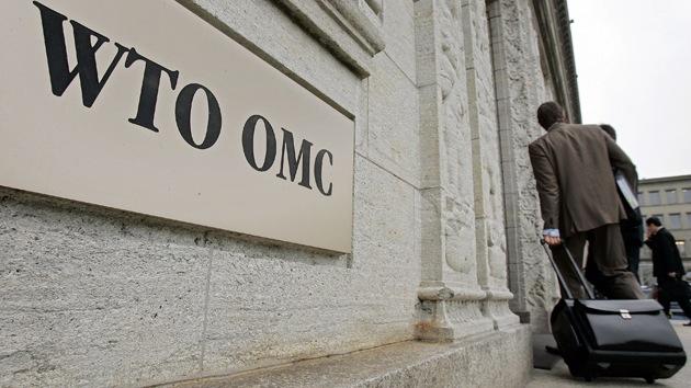 Miembros de la OMC apoyan la posición de Rusia en contra de las sanciones de EE.UU.