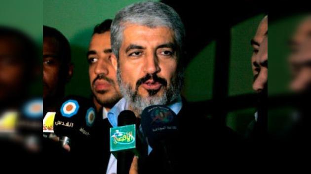Crisis interna de Hamás: su líder no se presentará a la reeleción