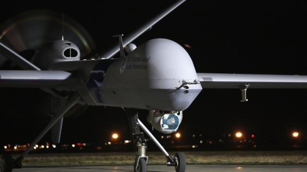 Experto: Los 'drones' matan 10 veces más civiles que los aviones tripulados