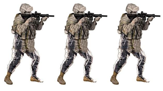 El Pentágono desarrolla un exoesqueleto ligero y barato