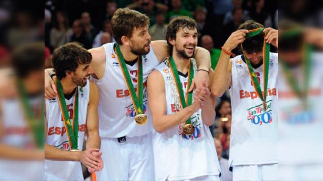 España gana a Francia la final del Eurobasket 2011 por 98 a 85