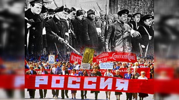 La Revolución rusa: 93 años más tarde