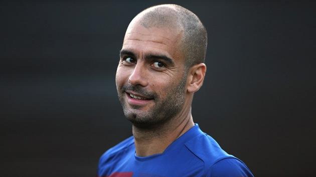 Guardiola, ¿nuevo técnico de Rusia?