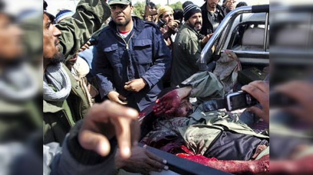 """Amnistía Internacional documenta los """"ajustes de cuentas"""" de la oposición libia"""