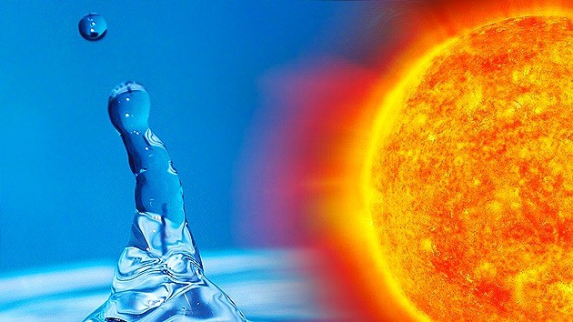 ¿Se originó la vida en otro lugar? El agua de la Tierra puede ser más antigua que el Sol