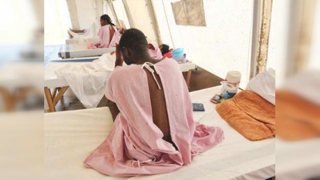 En 40 días se registran más de 18.000 nuevos casos de cólera en Puerto Príncipe