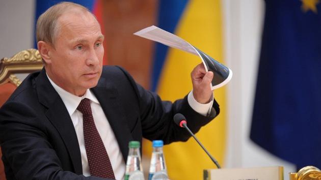 'The Daily Telegraph': Occidente, y no Putin, provocó la crisis ucraniana
