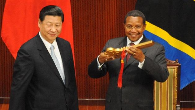 La ayuda 'secreta' de China al desarrollo de África sale a la luz
