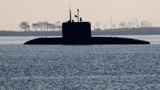 Rusia bota su submarino Rostov del Don, un verdadero 'agujero negro' para los radares