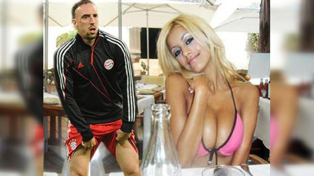 Sexo con futbolistas como el camino a la gran pantalla