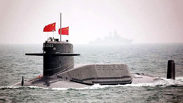 China dispondrá de misiles nucleares en los submarinos en dos años