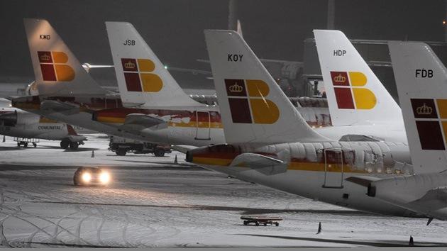 Iberia despedirá a casi 4.000 empleados