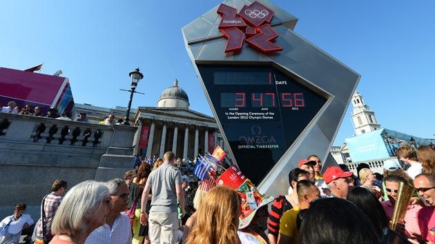 Londres 2012: La ceremonia de apertura promete ser espectacular