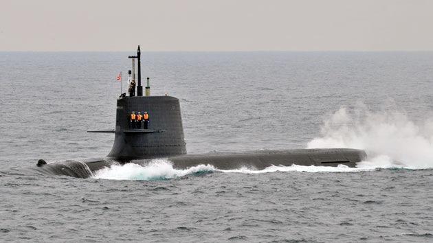 """Expulsan a un submarino """"espía"""" japonés de la frontera rusa"""