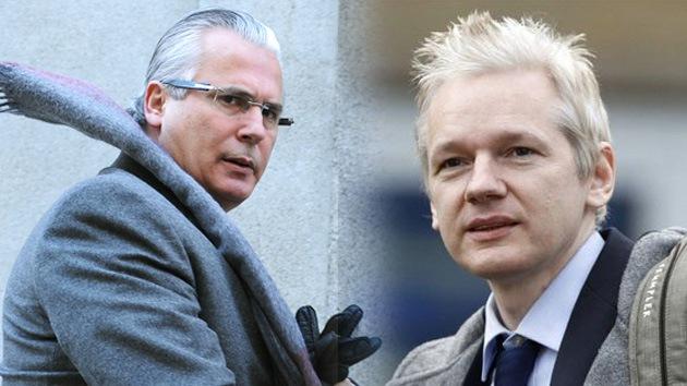 Baltasar Garzón defenderá a Julian Assange y a WikiLeaks