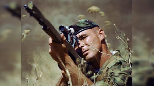 Rusia va a preparar nuevos francotiradores de alta clase