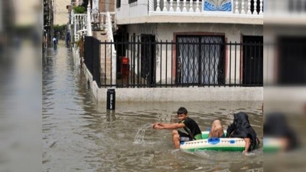72 muertos y más de 700.000 afectados por las fuertes lluvias en Colombia