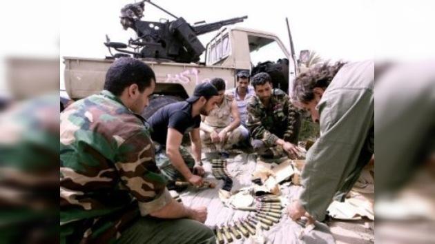 Conflicto étnico en Libia saca los carros blindados a la calle
