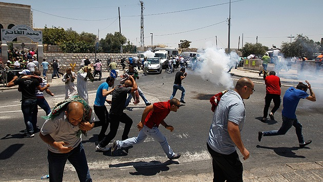"""""""No hay ninguna mejora en Palestina, solo violencia"""""""