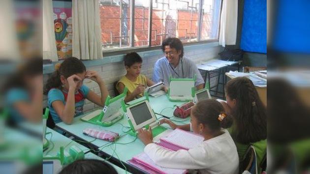 Nueva versión de computador para niños de países en vías de desarrollo