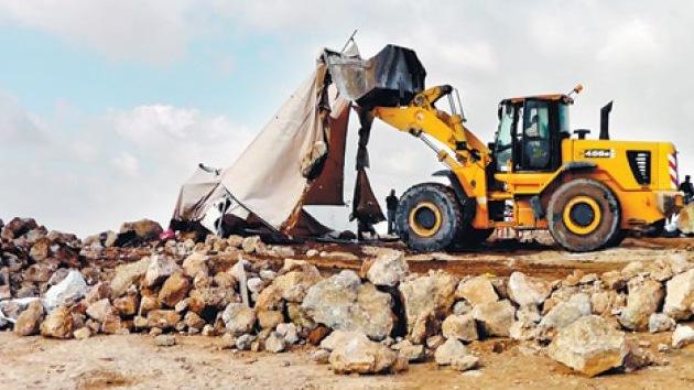 Israel podría destruir los proyectos humanitarios de la UE en Cisjordania