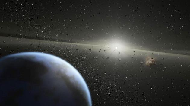 Astrónomos rusos anuncian el hallazgo de un nuevo asteroide potencialmente peligroso