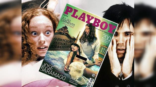 Jesucristo: Nuevo modelo de Playboy