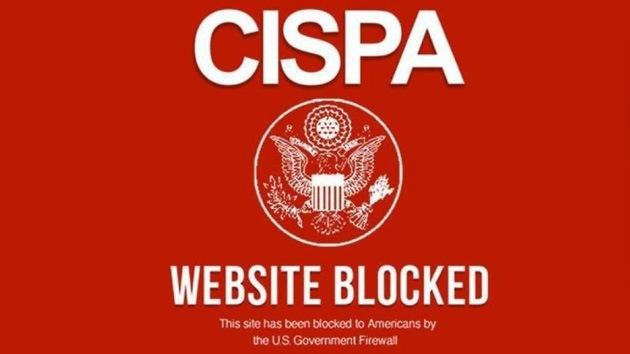 """Cispa luz verde """"para proteger os EUA  de grupos como o WikiLeaks """""""