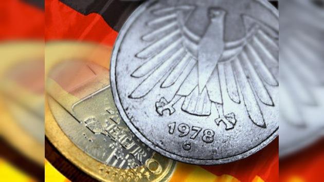 Alemania mira de reojo al marco
