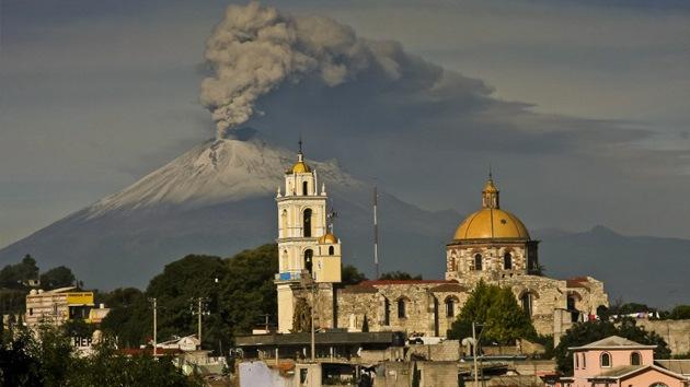 Fotos: La incesante actividad del volcán Popocatépetl preocupa a los mexicanos