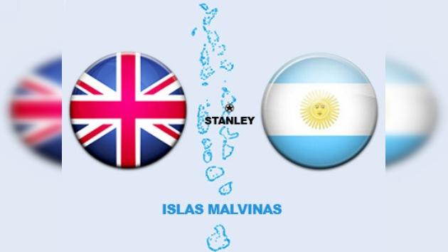 Los británicos desoyen los llamamientos argentinos sobre las Islas Malvinas