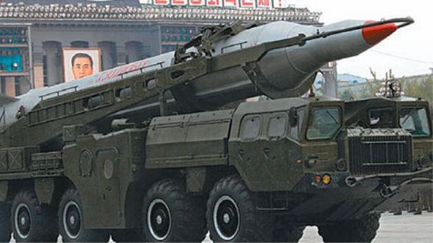 Corea del Norte traslada un segundo misil Musudan hacia la costa este