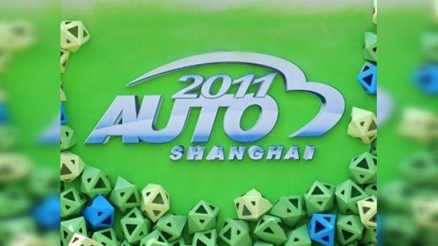 El Salón del Automóvil de Shanghái: la tecnología avanzada y el diseño moderno