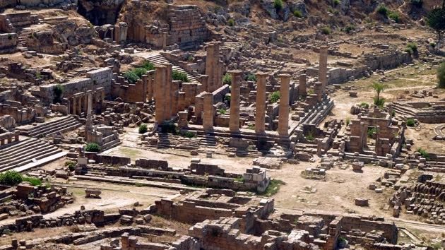 Patrimonio de la Humanidad libio en peligro de desaparecer por apatía de las autoridades