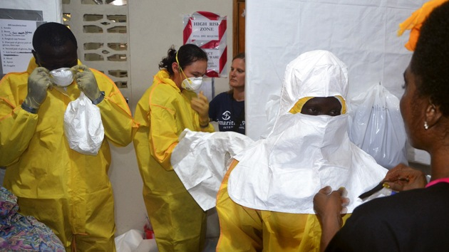 Liberia declara estado de emergencia nacional debido al ébola