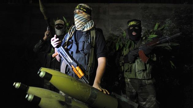 Lanzan 4 cohetes contra Israel durante la visita de Obama