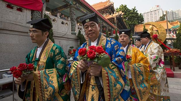 China pide a EE.UU. que deje de usar la religión para inmiscuirse en sus asuntos