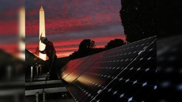 EE.UU. avanza hacia una economía más limpia y de bajo consumo de energía
