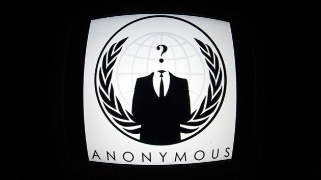 Anonymous amenaza con el 'apagón' de Internet en protesta por la CISPA