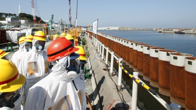 Salta el nivel de radiación en el agua subterránea de Fukushima