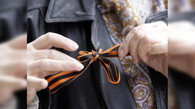 La cinta naranja y negra, más de moda que nunca
