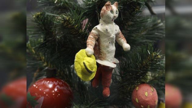 Los juguetes navideños hechos en la URSS