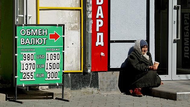 """""""La crisis del gas en Ucrania vendrá acompañada de una catastrofe humanitaria"""""""