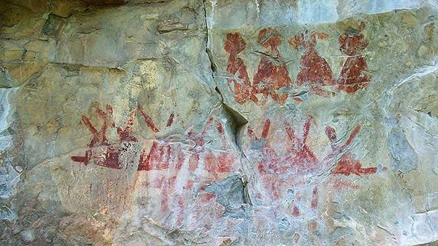 Fotos: Descubren miles de pinturas rupestres en México