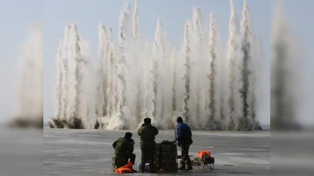 Primavera: el tiempo para hacer estallar el hielo