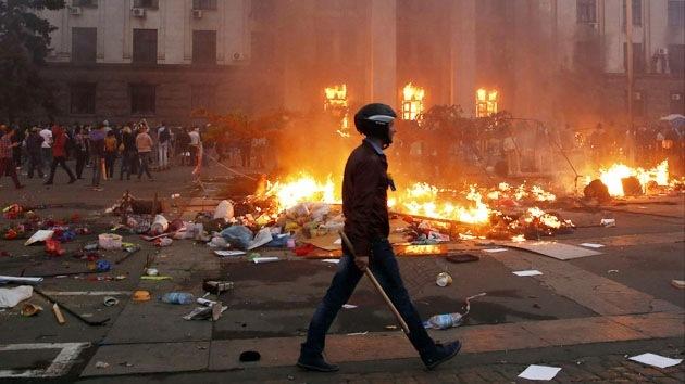 """""""La situación en Ucrania es similar a la crisis de los misiles en Cuba"""""""